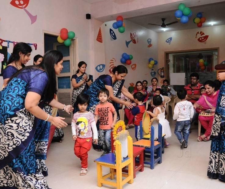 List Of Top 25 Pre Schools In Gurgaon