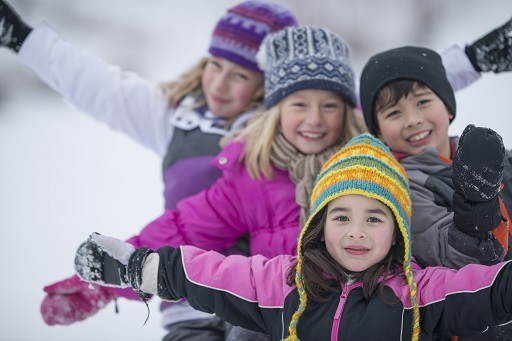 How to protect your young children during winter?